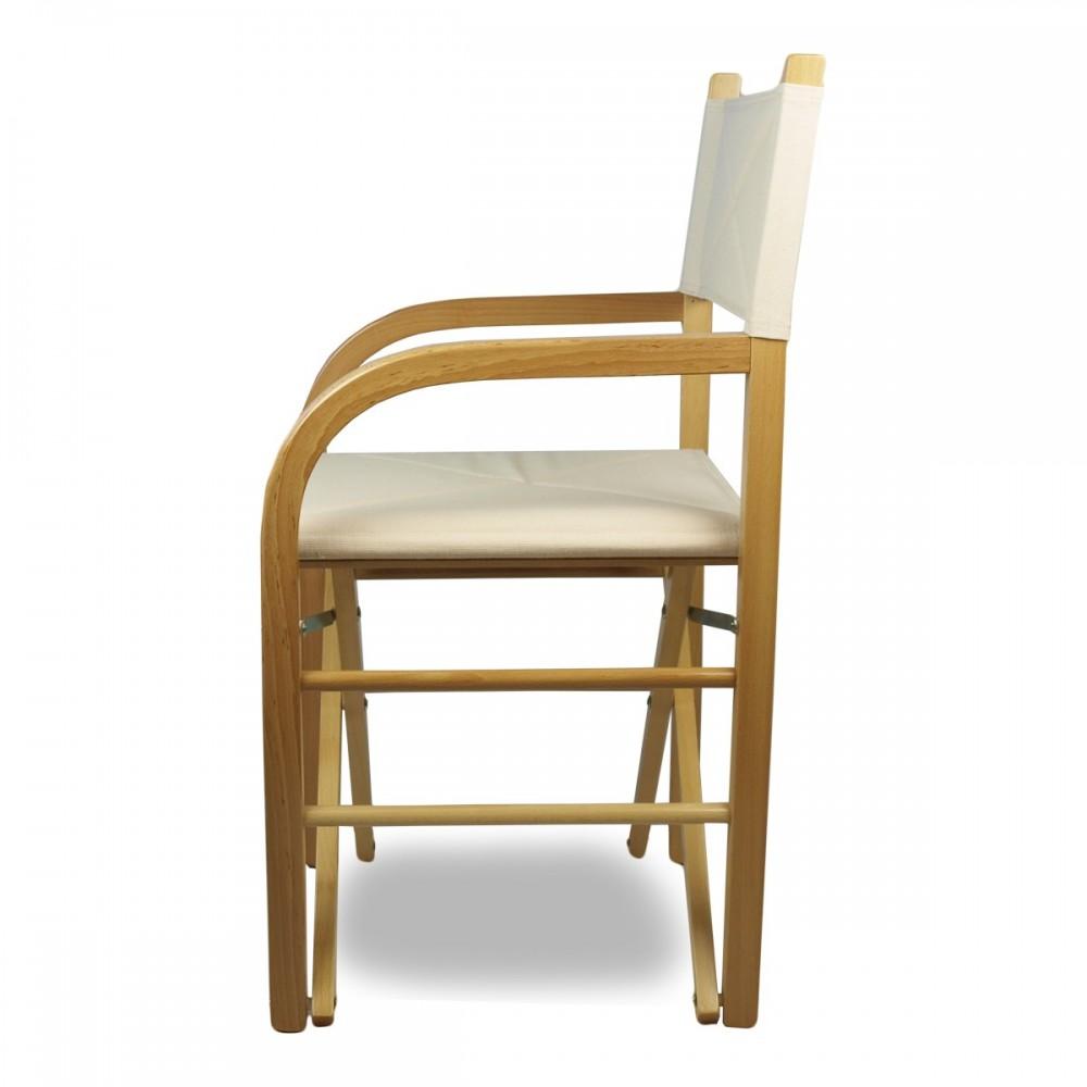 sedia regista legno personalizzata - Regista Sanremo ...