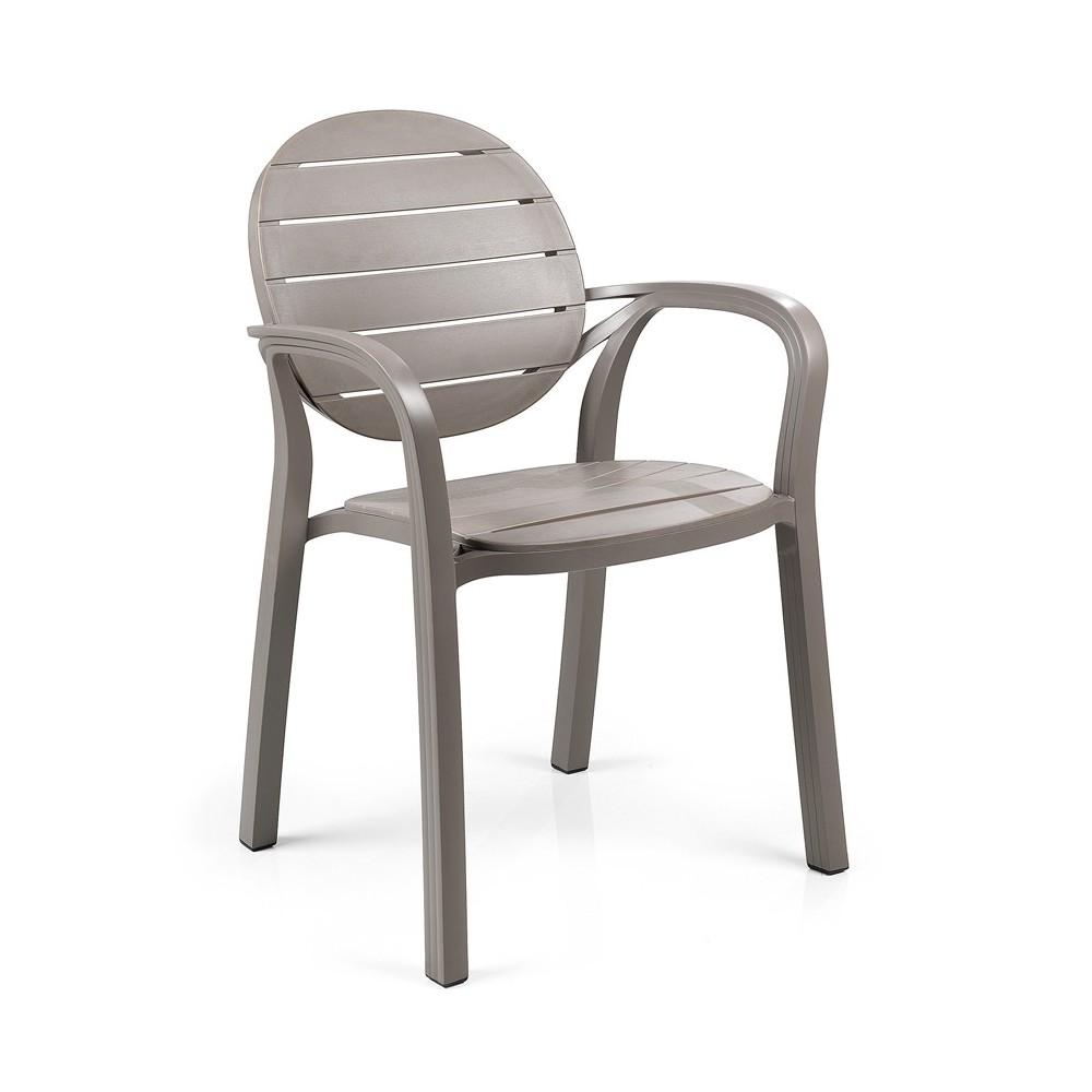 Tavolo da esterno con sedie Nardi - Set Cube 140 e Palma ...