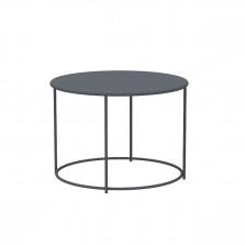Tavolino in metallo moderno