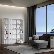 Libreria parete moderna