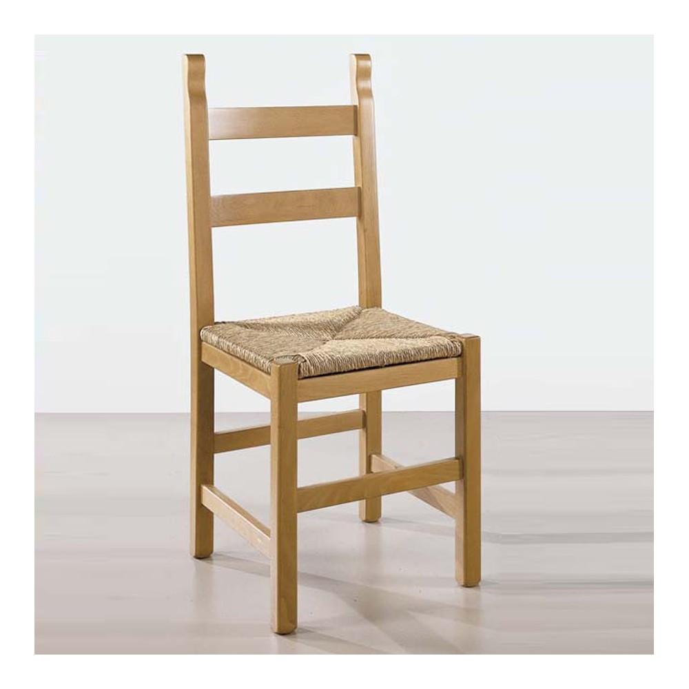 Sedia in legno classica da cucina - Mod.117 | ArredaSì