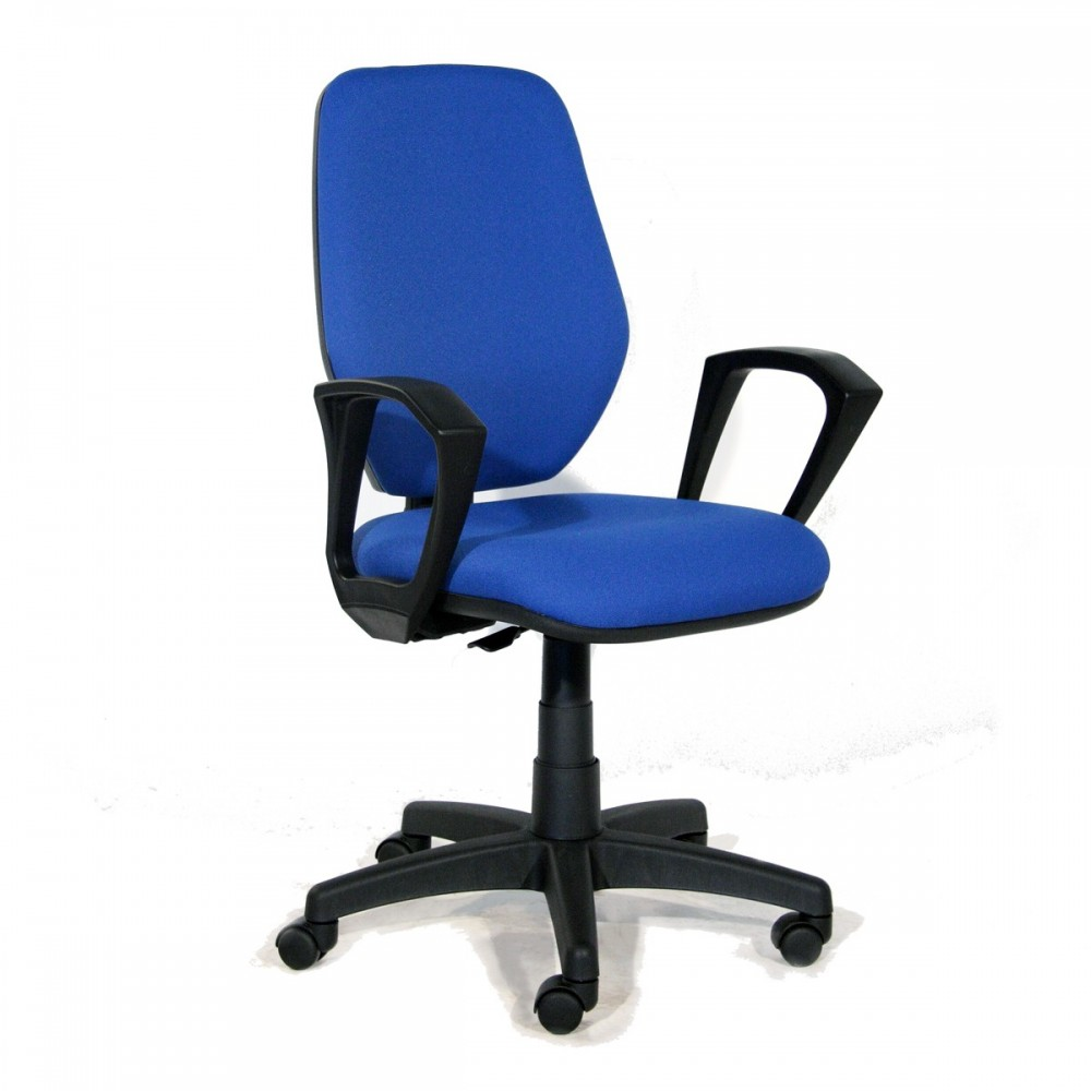 Sedia con ruote per ufficio - Ethon   ArredaSì