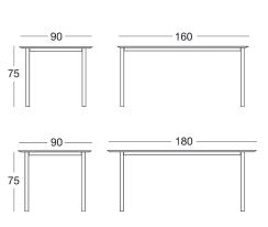 Dimensioni Tavoli Da Cucina. Great Visualizza Le Immagini ...